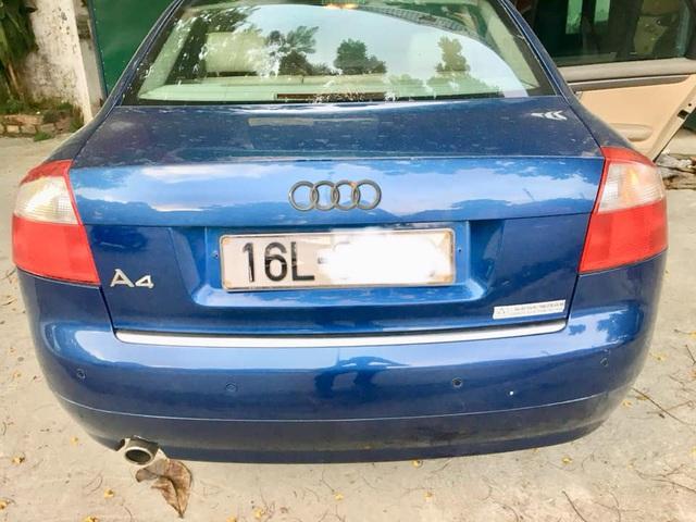 Audi A4 14 năm tuổi được rao bán rẻ hơn cả Toyota Wigo đập hộp - Ảnh 5.