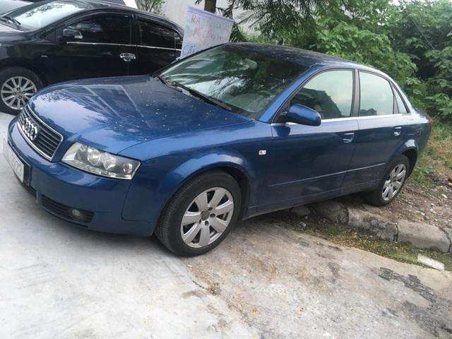 Audi A4 14 năm tuổi được rao bán rẻ hơn cả Toyota Wigo đập hộp - Ảnh 1.