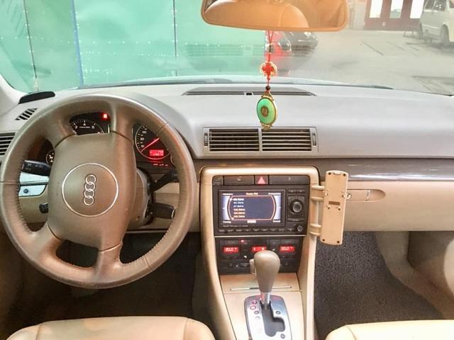 Audi A4 14 năm tuổi được rao bán rẻ hơn cả Toyota Wigo đập hộp - Ảnh 7.
