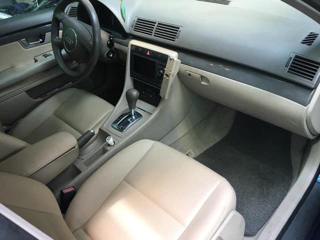 Audi A4 14 năm tuổi được rao bán rẻ hơn cả Toyota Wigo đập hộp - Ảnh 6.