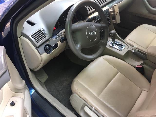 Audi A4 14 năm tuổi được rao bán rẻ hơn cả Toyota Wigo đập hộp - Ảnh 3.