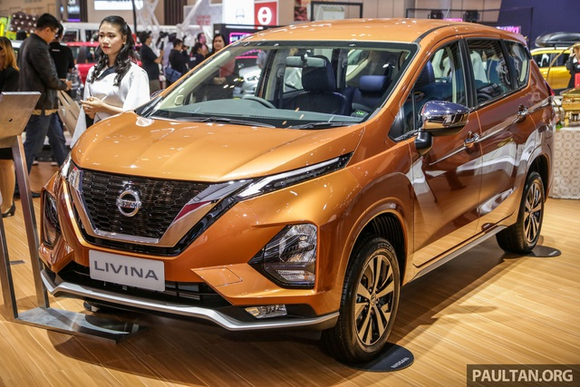 Khách Việt rục rịch đặt cọc Nissan Livina - đối thủ Mitsubishi Xpander nhiều khả năng về Việt Nam cuối năm nay - Ảnh 1.