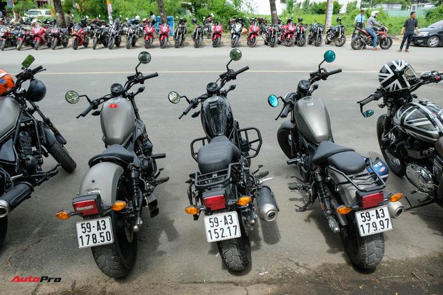 Dàn mô tô gần 100 chiếc trị giá hàng chục tỷ đồng tụ họp tại Sài Gòn - Ảnh 3.