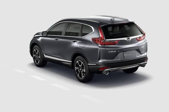 Mazda CX-5 đối đầu Honda CR-V: Chọn công nghệ, tiện nghi hay thực dụng? - Ảnh 7.