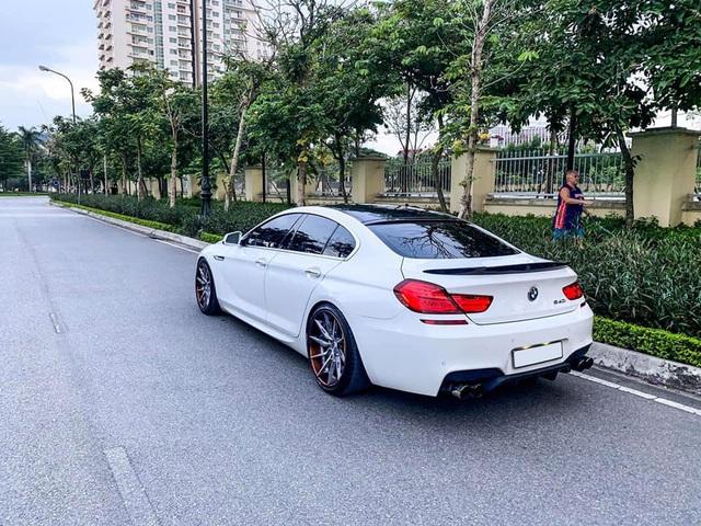 Chủ xe bán BMW 640i cũ giá 2,36 tỷ đồng, chi phí độ ngốn hơn 1,5 tỷ đồng - Ảnh 7.