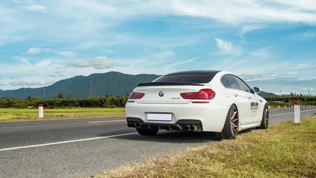Chủ xe bán BMW 640i cũ giá 2,36 tỷ đồng, chi phí độ ngốn hơn 1,5 tỷ đồng - Ảnh 6.