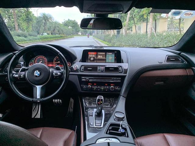 Chủ xe bán BMW 640i cũ giá 2,36 tỷ đồng, chi phí độ ngốn hơn 1,5 tỷ đồng - Ảnh 4.