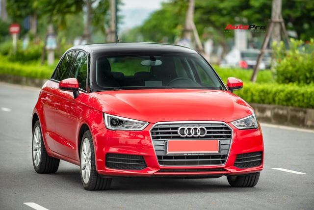 Mỗi năm chỉ chạy hơn 3.000 km, chủ nhân Audi A1 2016 bán lại xe giá hơn 900 triệu đồng - Ảnh 10.