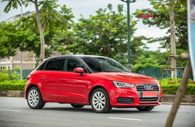 Mỗi năm chỉ chạy hơn 3.000 km, chủ nhân Audi A1 2016 bán lại xe giá hơn 900 triệu đồng - Ảnh 2.