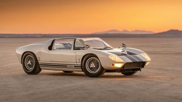 Chiếc xe thể thao Ford này được định giá tới 9 triệu USD - Ảnh 1.