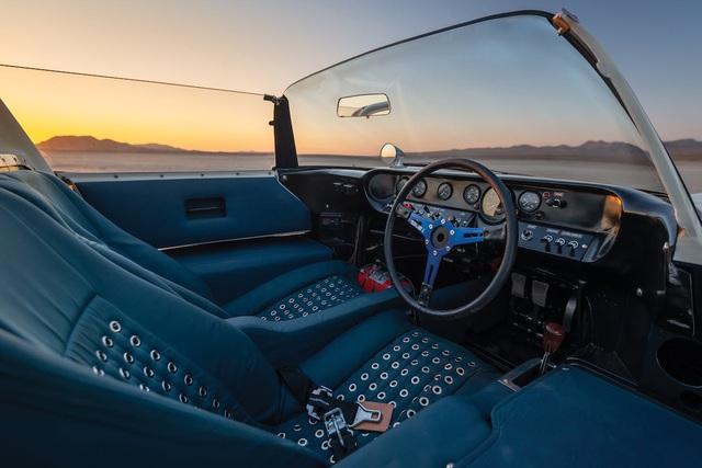 Chiếc xe thể thao Ford này được định giá tới 9 triệu USD - Ảnh 6.
