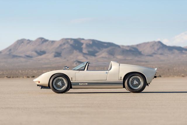 Chiếc xe thể thao Ford này được định giá tới 9 triệu USD - Ảnh 4.