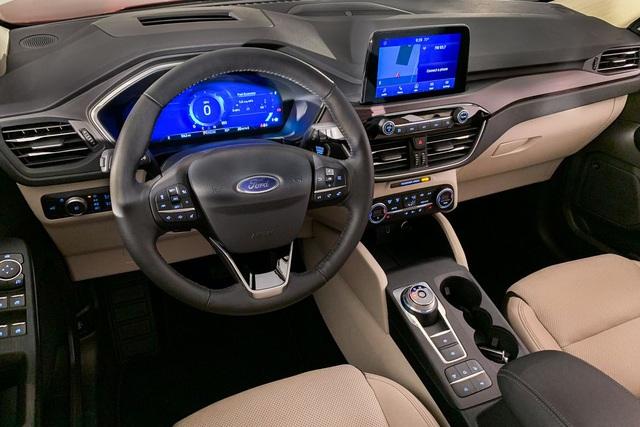 Ford Escape 2020 về Việt Nam với 2 phiên bản, dùng động cơ Ecoboost mới - Ảnh 3.