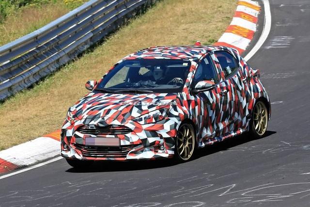 Toyota Yaris 2020 dần lộ diện: Thay máu để lái hấp dẫn hơn, có trang bị như RAV4 - Ảnh 5.