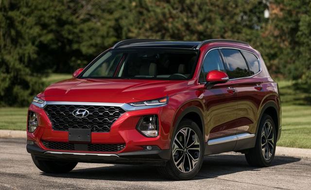 8 mẫu SUV 2019 được chấm điểm an toàn cao nhất: 5 mẫu rất quen thuộc tại Việt Nam - Ảnh 2.