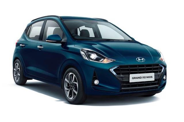 Hyundai Grand i10 Nios ở Ấn Độ khác gì i10 thường? - Ảnh 1.