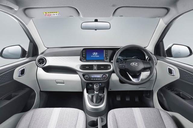 Hyundai Grand i10 đời mới bất ngờ lộ ảnh nội, ngoại thất: Đẹp khó chê - Ảnh 2.