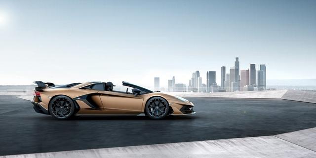 Hậu duệ của Lamborghini Aventador tiếp tục lùi thời gian ra mắt - Ảnh 1.