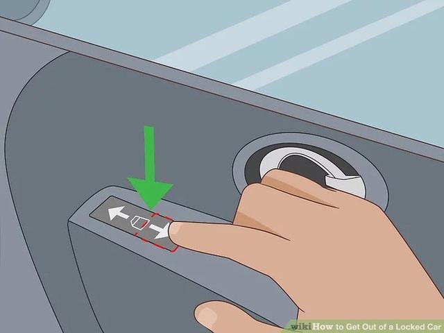 Những kỹ năng thoát hiểm khi bị nhốt trong ô tô mà mọi phụ huynh phải dạy con thật kỹ - Ảnh 3.