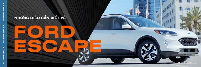 Ford Escape sắp có 3 hàng ghế, 7 chỗ ngồi, đe doạ Honda CR-V - Ảnh 2.