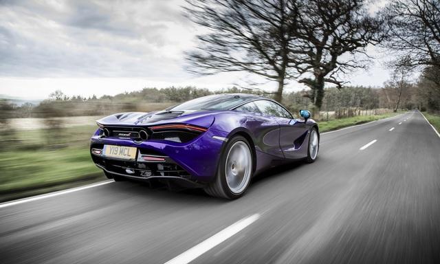 McLaren ấp ủ siêu xe cải tiến từ 720S, ra mắt đầu năm sau - Ảnh 1.