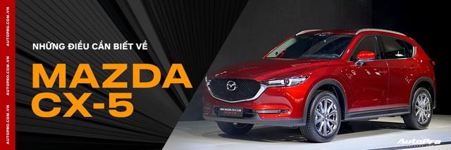 Ra mắt Mazda CX-5 thế hệ 6.5 giá chưa đến 900 triệu đồng: Tham vọng giành ngôi vua doanh số từ Honda CR-V bằng công nghệ - Ảnh 10.