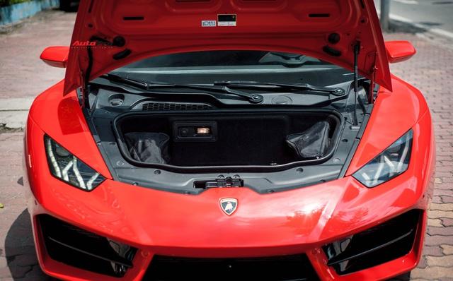 Sau 10.000 km, Lamborghini Huracan LP580-2 lên sàn xe cũ rẻ hơn 6 tỷ đồng so với giá niêm yết mua mới - Ảnh 4.
