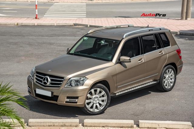 Mercedes-Benz GLK 300 còn lại gì sau 8 năm với giá hơn 600 triệu đồng - Ảnh 10.
