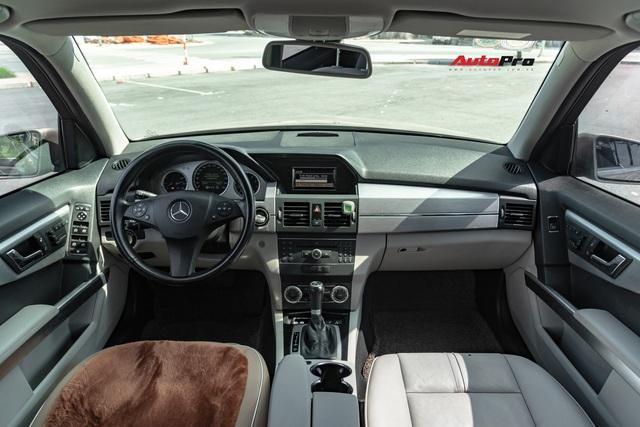 Mercedes-Benz GLK 300 còn lại gì sau 8 năm với giá hơn 600 triệu đồng - Ảnh 4.