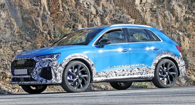 Audi hé lộ đội hình 6 xe RS mới đấu Mercedes-AMG - Ảnh 3.