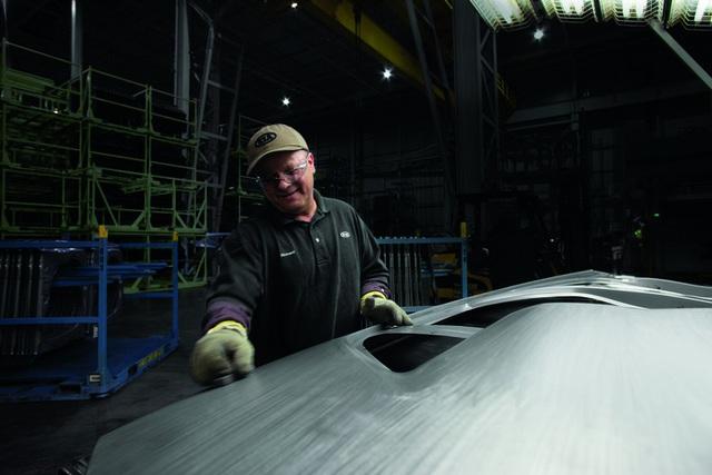 Khám phá đằng sau cánh gà nhà máy lắp ráp Kia Telluride duy nhất trên thế giới: Chất lượng là yếu tố hàng đầu! - Ảnh 3.