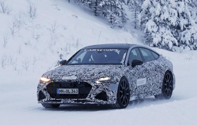 Audi hé lộ đội hình 6 xe RS mới đấu Mercedes-AMG - Ảnh 2.
