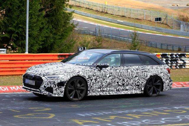 Audi hé lộ đội hình 6 xe RS mới đấu Mercedes-AMG - Ảnh 1.
