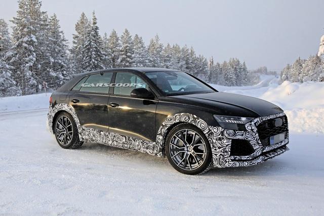 Audi hé lộ đội hình 6 xe RS mới đấu Mercedes-AMG - Ảnh 5.