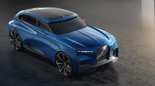 Bugatti bắt tay Rimac, khai mở khả năng trình làng xe SUV cạnh tranh Lamborghini Urus