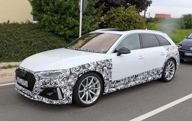 Audi hé lộ đội hình 6 xe RS mới đấu Mercedes-AMG - Ảnh 4.