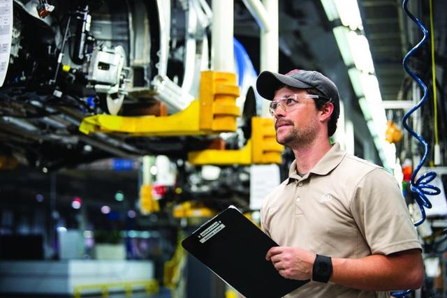 Khám phá đằng sau cánh gà nhà máy lắp ráp Kia Telluride duy nhất trên thế giới: Chất lượng là yếu tố hàng đầu! - Ảnh 1.