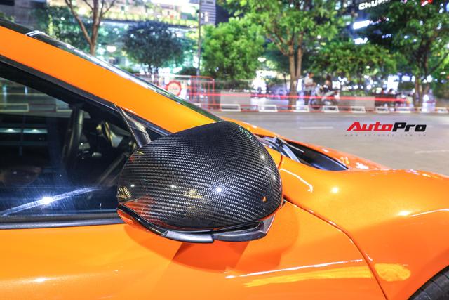 Chia tay đại gia Hà Thành, McLaren 650S Spider màu độc độ hơn 600 triệu đồng về tay dân chơi Sài Gòn - Ảnh 5.