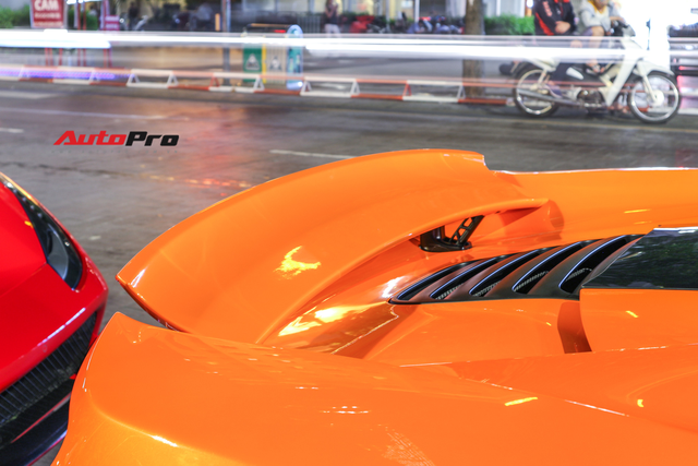 Chia tay đại gia Hà Thành, McLaren 650S Spider màu độc độ hơn 600 triệu đồng về tay dân chơi Sài Gòn - Ảnh 8.