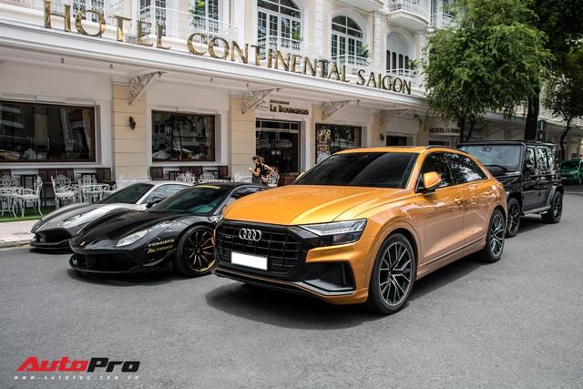 Trước thềm tiền trạm ASEAN Rally 2020, Cường Đô-la cùng dàn siêu xe tụ tập cuối tuần tại Sài Gòn - Ảnh 1.