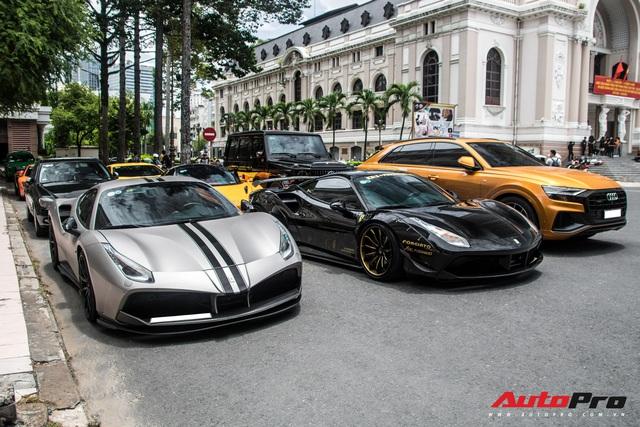 Trước thềm tiền trạm ASEAN Rally 2020, Cường Đô-la cùng dàn siêu xe tụ tập cuối tuần tại Sài Gòn - Ảnh 13.