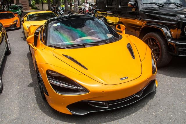 Trước thềm tiền trạm ASEAN Rally 2020, Cường Đô-la cùng dàn siêu xe tụ tập cuối tuần tại Sài Gòn - Ảnh 5.