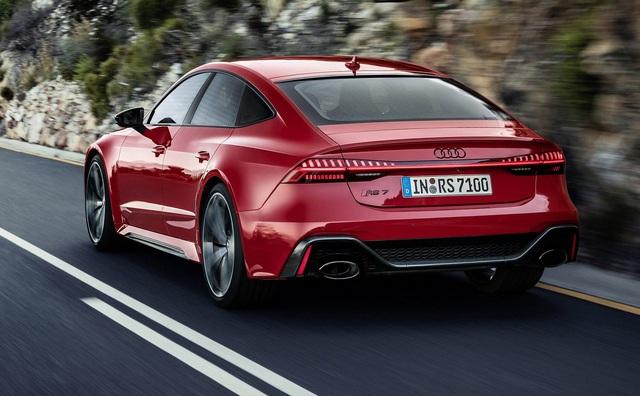 Audi tung RS7 Sportback mới đấu Mercedes-AMG GT 4 Door - Ảnh 4.