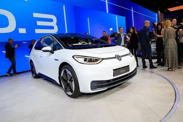 Volkswagen ID.3 – Golf của làng xe điện chính thức trình diện - Ảnh 1.