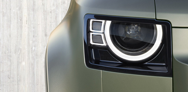 Land Rover Defender chính thức trở lại: Mối nguy thực sự cho Mercedes-Benz G-Class - Ảnh 5.