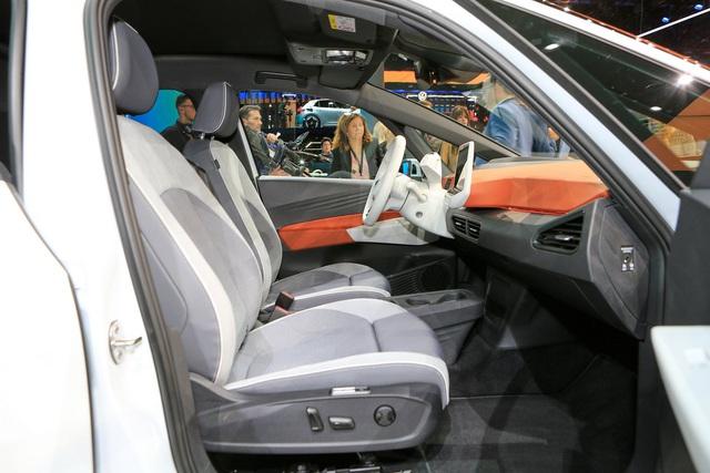 Volkswagen ID.3 – Golf của làng xe điện chính thức trình diện - Ảnh 2.