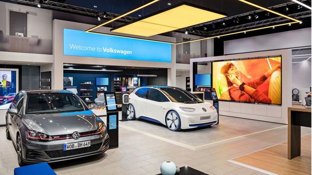 Volkswagen công bố logo mới, ứng dụng logo âm thanh đầu tiên trên thế giới - Ảnh 4.