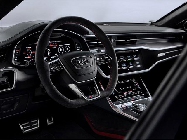 Audi tung RS7 Sportback mới đấu Mercedes-AMG GT 4 Door - Ảnh 5.
