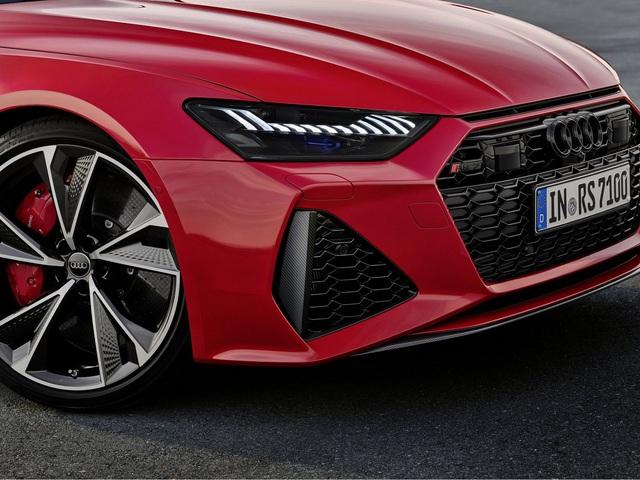 Audi tung RS7 Sportback mới đấu Mercedes-AMG GT 4 Door - Ảnh 2.