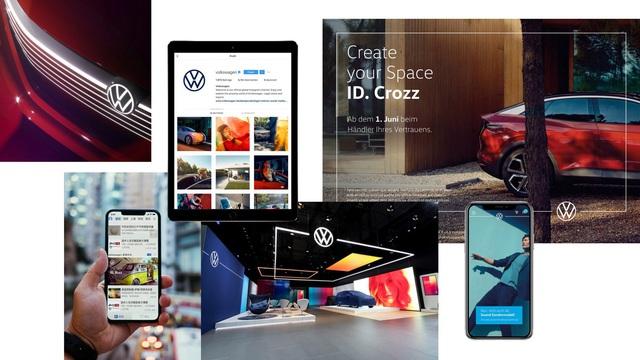 Volkswagen công bố logo mới, ứng dụng logo âm thanh đầu tiên trên thế giới - Ảnh 2.